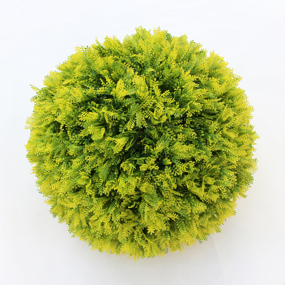 wholesale decorative artificial moss balls for home with happy prices