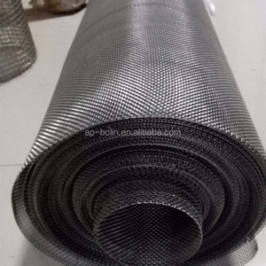 BOLIN Grade SS 904 L stainless steel wire netting for oil, petroleum industry