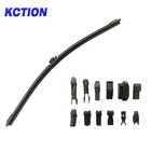 Kction up to longer life universal windshield multi adapters wiper blade car accessories fit for 99% car model