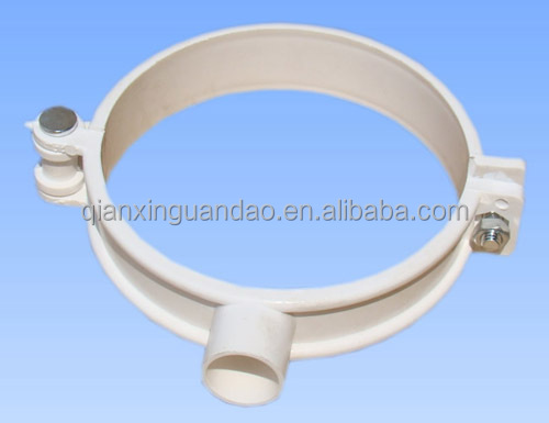 High quality Waste Drainage UPVC plastic pipe fittings pvc pipe fitting plastic clip