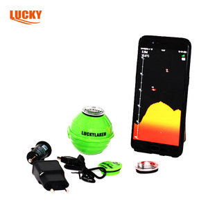 Good quality with reasonable price replaceable battery sonar fish finder