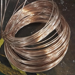 C17200 beryllium copper wire as per SAE J463 For cold headed fasteners