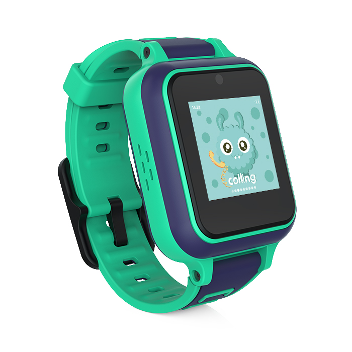 4G Kids Smart Watch with Camera and SIM <strong>Apple</strong> Compatible GPS Tracker