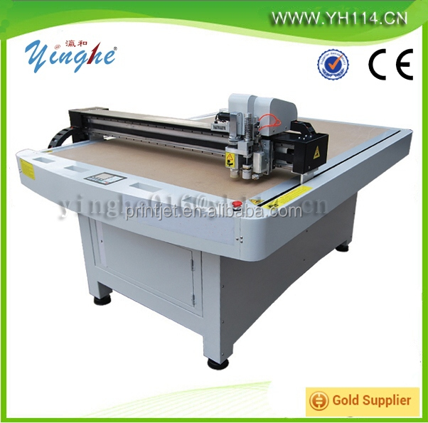 best quality cartoning boxing die cutting machinery hot sale