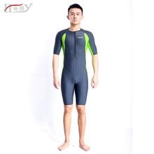 HXBY maiô maiôs de competição na altura do joelho masculinos swimwear mulheres natação arena competitiva plus size traje de corrida tubarão 2016