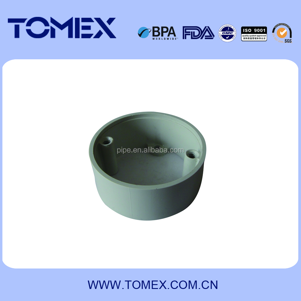 China Pabrik Pvc Kaku Saluran Bushing Pipa Fitting Id Produk Electric Conduits And Fittings Asnz2053 Pictures