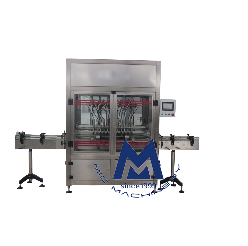 Micmachinery bottle filling capping and labeling machine liquid soap filling machine liquid packing machine with CE provide