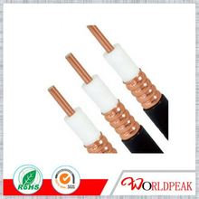 "50ohm Coaxial RF 1/2 feeder cable 1/4"",3/8"",1/2"",7/8"",1 1/4"",1 5/8"" for mobile,radio broadcast, Radar,antenna**L"