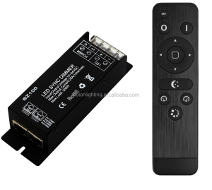 sz100 led sync dimmer led dimmer 12v remote control light dimmer 25A *1ch 3 years warranty