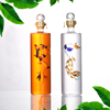 500ml Glass Wine Bottle with Colored Dragon Inside