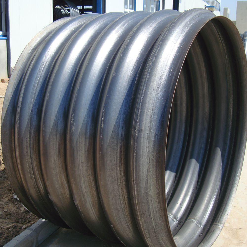 Galvanized Drainage Pipe For Sale Corrugated Metal Pipe