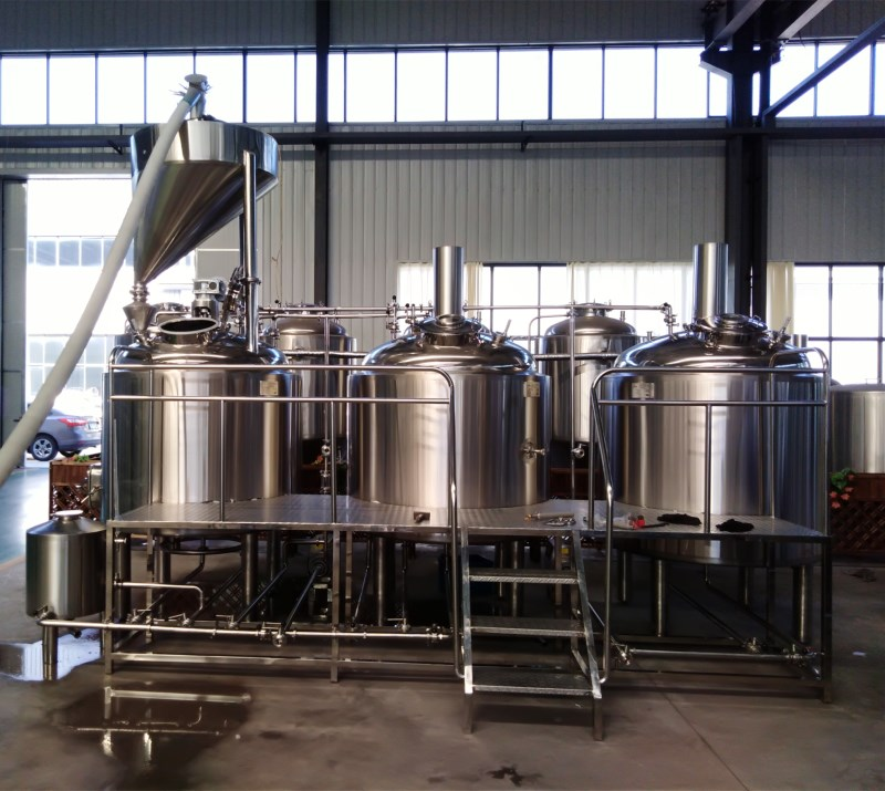brewhouse.