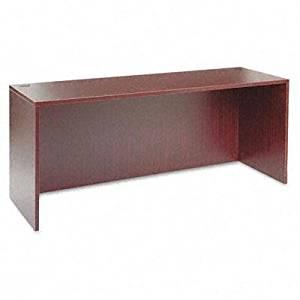 "Alera - Valencia Series Credenza Shell 70-7/8W X 23-5/8D X 29-1/2H Mahogany ""Product Category: Office Furniture/Credenzas"""