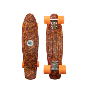 Best Selling Customized 22 Inches Four-wheel Skate wholesale cruiser plastic skateboard