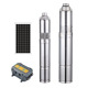 3 inch best submersible pumps 3 inch solar deep water pump