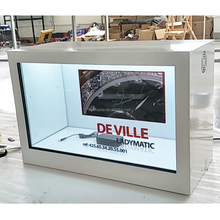 22 inch lcd transparent display
