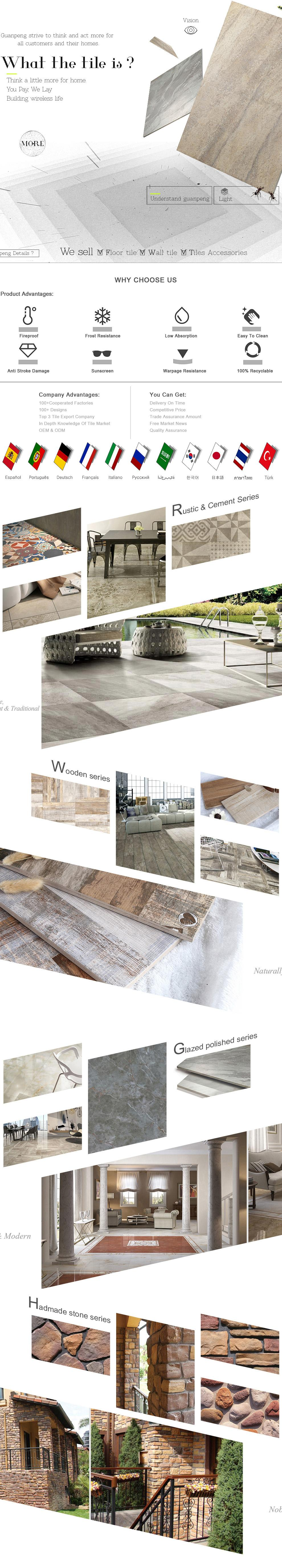 Quanzhou Guanpeng Trading Co., Ltd. - ceramic tile,ceramic border
