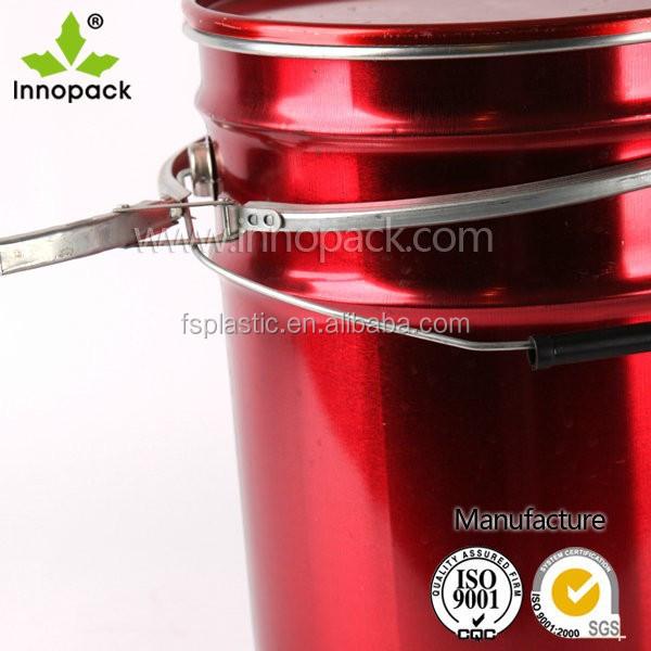 metall eimer metall barrel metalleimer mit ring lock. Black Bedroom Furniture Sets. Home Design Ideas