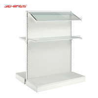 Heavy Duty Sturdy Retail Pharmacy Shop Interior Design Display Stand