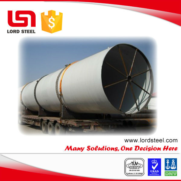 ferritic and austenitic large diameter stainless steel OD42 inch steel pipe