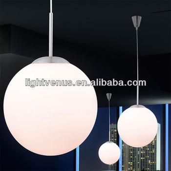 2014 New Hanging Fluorescent Light Fixtures Suspension Ball Lamps ...