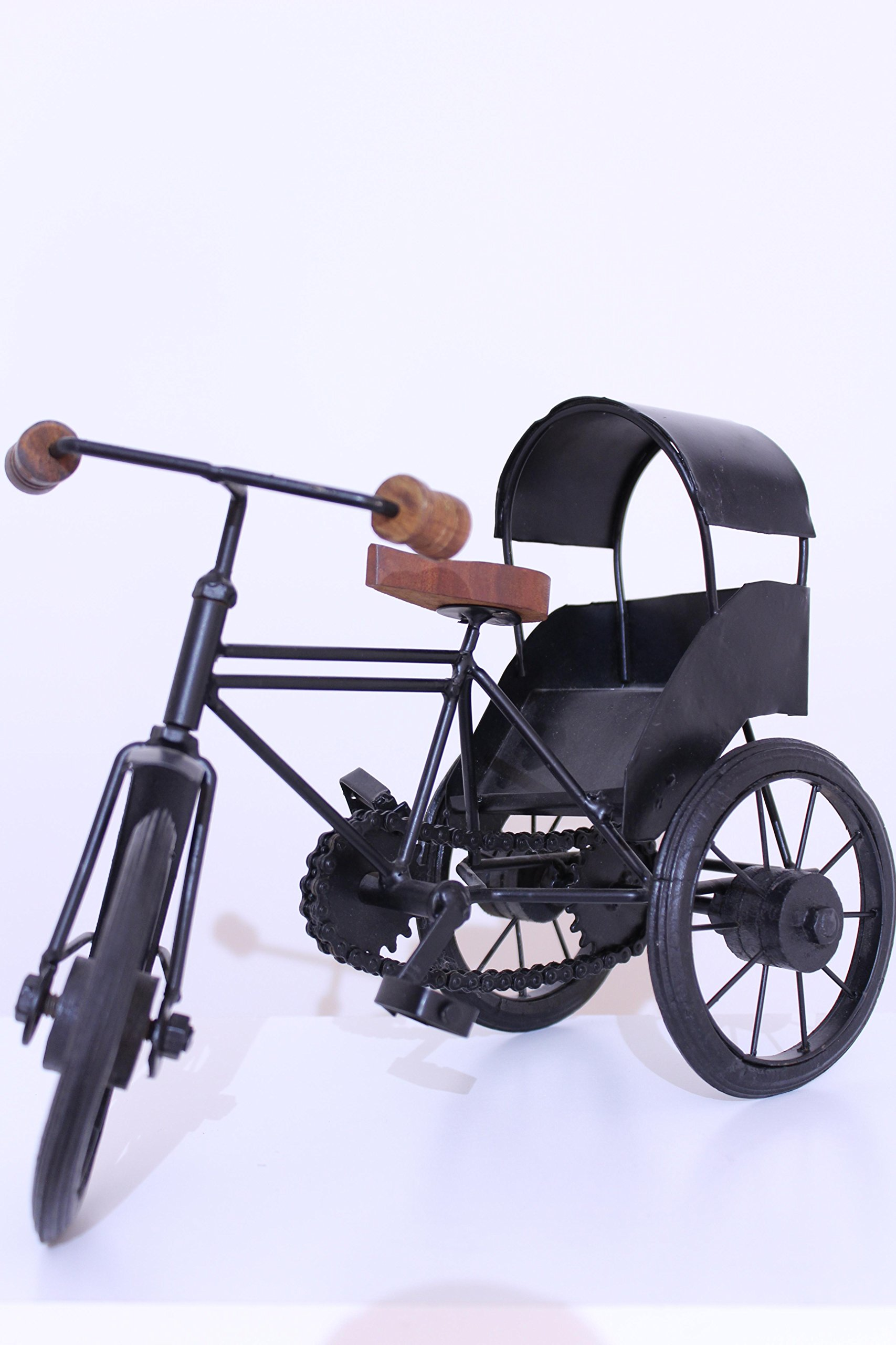 Reminiscent Miniature Bicycles Metal Functional Decorative Gift