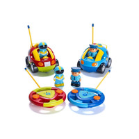 Cartoon Race Car Radio Control Toys for Kids
