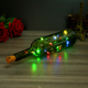 Mini led light 2m 20leds led bottle lights diwali decorations cork bottle lights for wine decoration