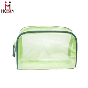 Fashion High Standard Competitive Price Waterproof Comestic Clear Bag