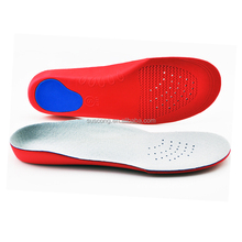 full length EVA insole, arch support orthotics for flat foot