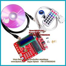 learning board PIC microcontroller experiment board PIC microcontroller development board 16F877A video tutorials