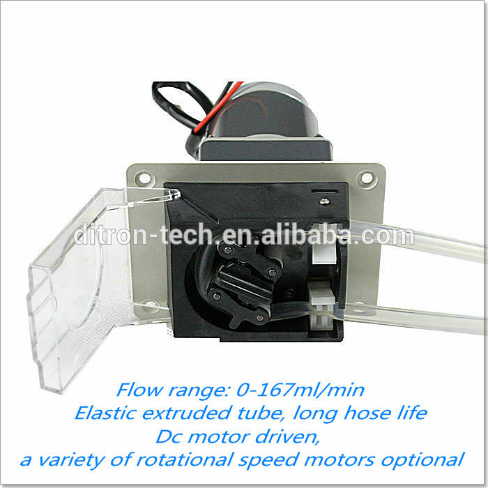 Factory directly sell 24v metering pump 2 bar pressure