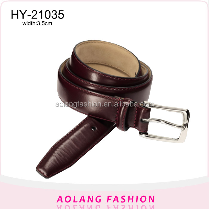 Mens New Design PU Leather Belt