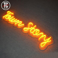 Tension Fabric Light Box Neon Custom Flex Outdoor Advertising Led Wrought Iron Sign Letter