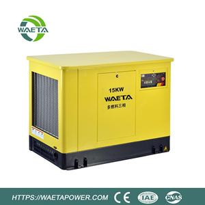 New products silent generator set 10kw diesel generator and trailer for sale