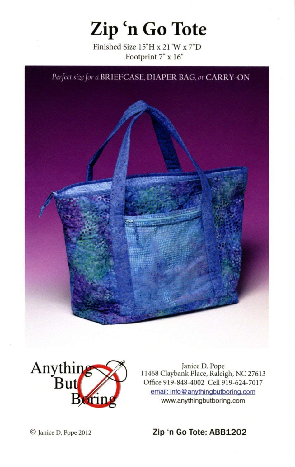 Cheap Tote Pattern Sewing, find Tote Pattern Sewing deals on