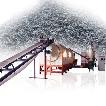 Wood sawdust charcoal rotary furnace carbonized rice hull furnace Wood briquette charcoal carbonizing furnace making machine
