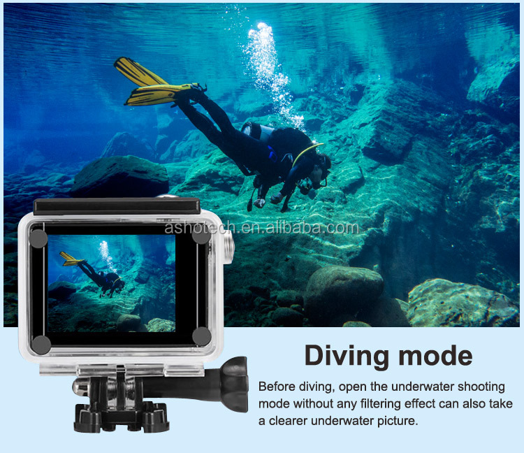 Newest Original 4K action camera sport camera