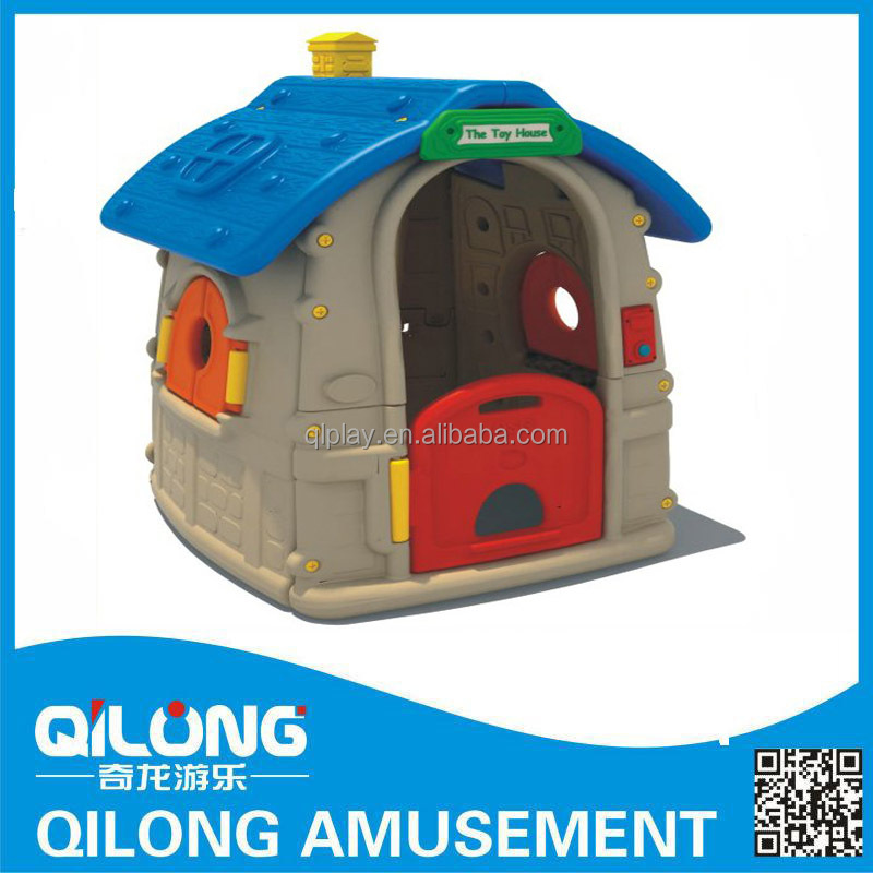 2016 New Plastic Kids Play House for sale