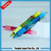 New arrivals promotional gift novelty highlighter pens