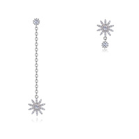 26179 Mew Product Austria Crystal Costume Lady Metal Earrings Jewelry
