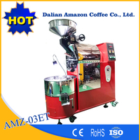 Widely Using 3Kg Gas Or Electrical Type Roasting Coffee Machine Commercial Coffee Roaster Roasters For Sale