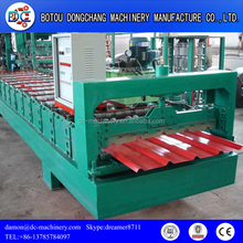 Automatic metal profile sheet making machines,cold roll forming machine