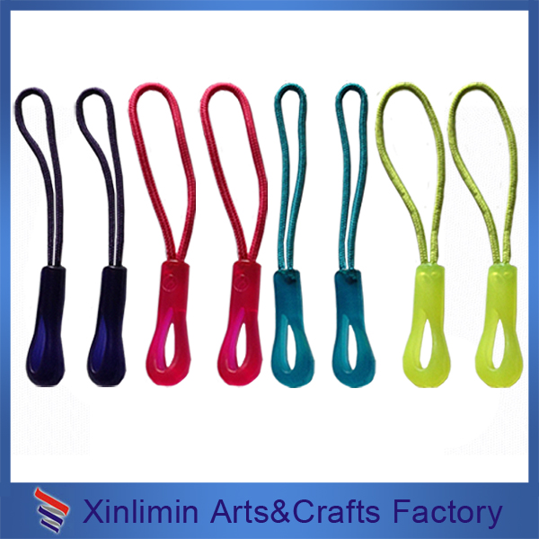pvc zipper pulls wholesale rubber zipper cover