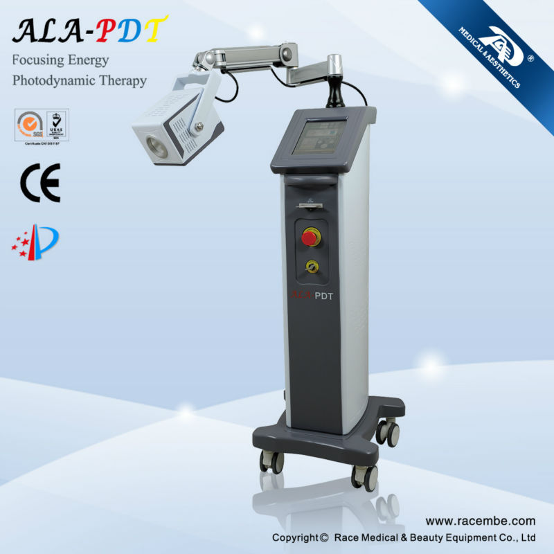 Medical-grade Focusing Energy Photodynamic Therapy Machine And Pdt ...