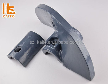 Reliable Quality 135 L R Auger Blade for Dynapac Vogele Asphalt Paver/Finisher Spare Parts