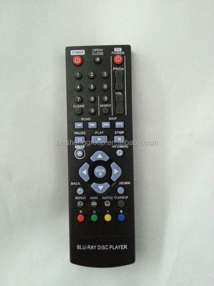 AKB73615601 Remote Controller Assembly BP125