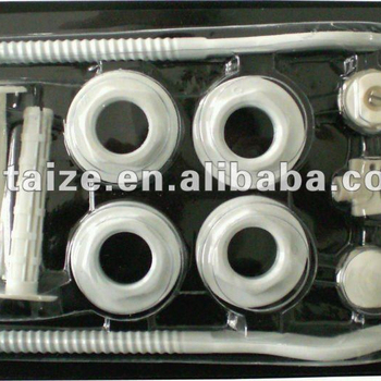 aluminum radiator fitting