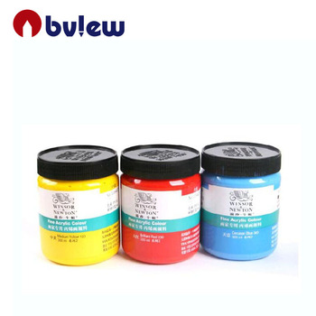 WINSOR&NEWTON 300ml acrylic color paint for acrylic painting wall painting
