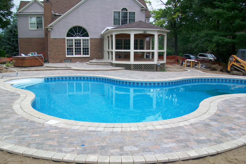 Ошибки при строительстве бассейна